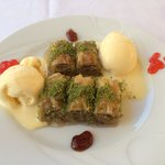 If you fancy a taste if Turkish sweets try this Turkish baklava :)