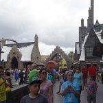 área do Harry Potter