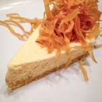 pimento cheesecake