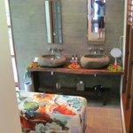 Civa's bathroom