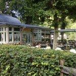 Bar le Pavillon d'Armenonville