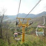 Cable car to top