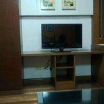 Decent Size Television