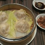 The incredible, soup-filled dumplings!