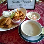 Fish and Chips/Clam Chowder