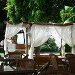 Cama Libanesa en Jardin