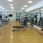 Sheraton Downtown Dallas -  Gym Facilities