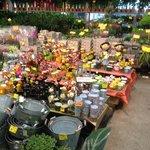 Barcelona's flower market - Mercabarna-flor Masdesiete