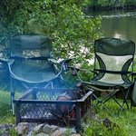 Camping sites available