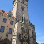 Clock and tower