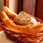 хлеб к обеденному столу (не пригождается)