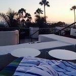 Beautiful view at Loews hotel