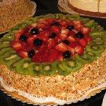 FRUIT CROSTATA CAKE