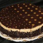 FERRERO ROCHE CAKE