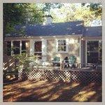 Chickadee cottage, June 21, 2014
