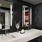 Newly Redesigned Presidential Suite Bathroom