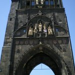 Detalle de la Torre gótica