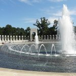 WW II Memorial...breath-taking!