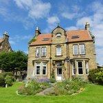 Lovely house and garden