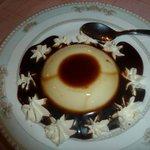 sweet, mascarpone with caramel