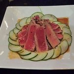 My diet choice: Tuna Tataki