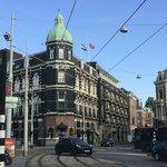 Hotel visto da rua