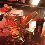 In the News Studio