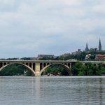 Key Bridge to Georgetown