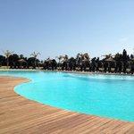 Brilliant pool.