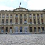 Les Oeuvre de Plensa exposées à l'hôtel de ville de Bordeaux
