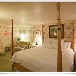 Beautifully appointed and spacious king room