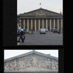 Assembleia Nacional, Paris