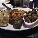 Savory Ribeye Steak