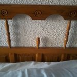 this is one photo of several of the bed!
