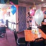 cinco dinning room