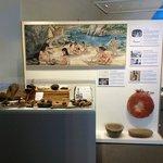 Permanent Installation, Wilson Memorial Gallery of Ojai History.