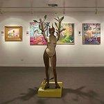 Ojai Studio Artists, past exhibition, Rotating gallery.