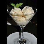 Granadilla Fruit Ice Cream