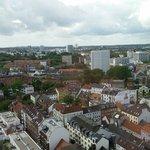 Overlooking St.Pauli