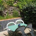 Cotignac, La Radassière - terrace