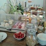 Breakfast table 2