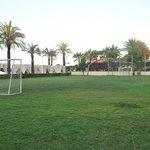 Footbal field