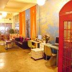 Salle de restaurant/petit-déj