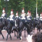 The Royal Horse Guard.