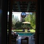 Private pool/terrace
