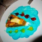 Apple Pie dessert in the Steakhouse