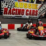 Electric Indoor Karting at Game Over - Gold Coast