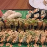 conch sushi,conch roll, fat bastar2, tuna tornado