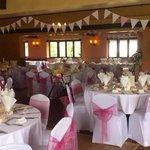 wedding at the whittington