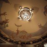 Teto do teatro